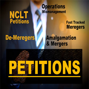 Corporate petitions