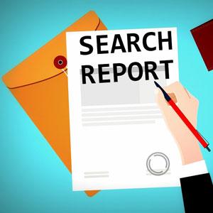 search report