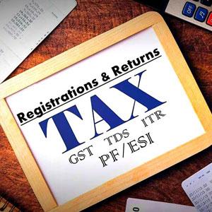 tax Registration and Returns