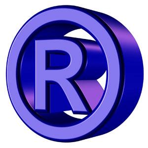 trademark Registration Symbol