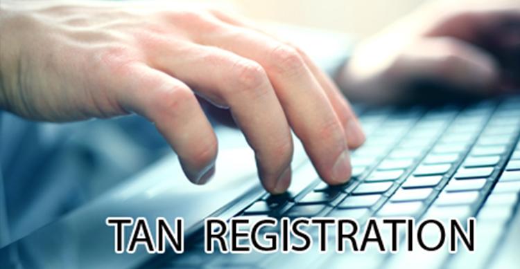 TAN Registration